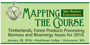 Mapping the Course – Timberlands, Forest Products Processing and Energy Issues for 2016